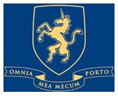 Pasaréti gimnázium címer